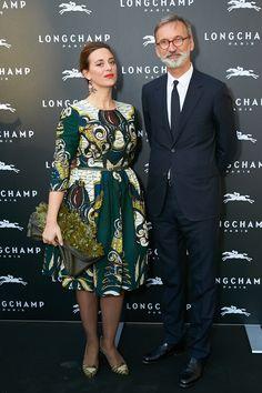 Vienna Flagship Opening - Lena Hoschek and Jean Cassegrain