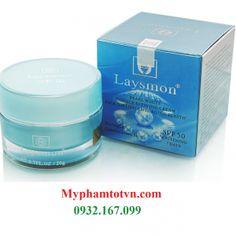 Kem Laysmon Ngọc Trai dưỡng trắng da UV50