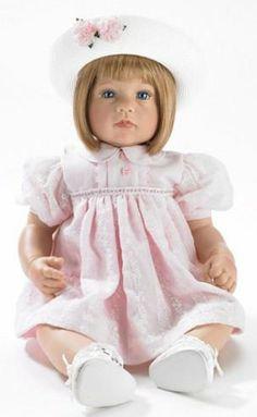Lee Middleton Dolls, Lee Middleton, Reva Schick, realistic baby dolls