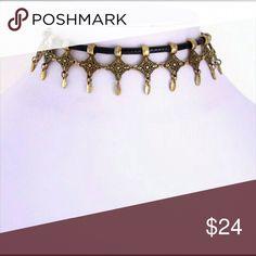 Charm choker necklace Charm choker necklace KJ JEWELRY  Jewelry Necklaces
