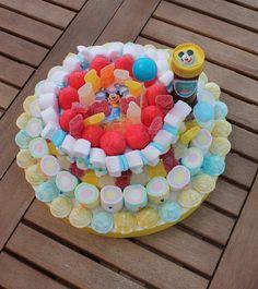 Mi mundo de las golosinas: Primer cumpleaños de Diego, para su fiesta de Mickey!