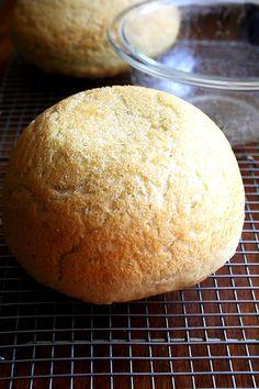 No Knead Peasant Bread