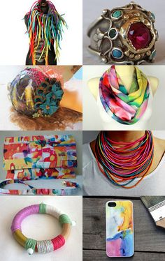 Somewhere over the rainbow..... by Di on Etsy--Pinned with TreasuryPin.com