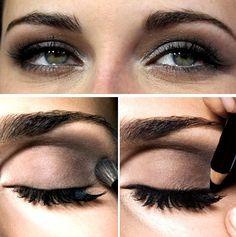 How to Apply Smokey Eye Makeup - MakeUpByChelsea