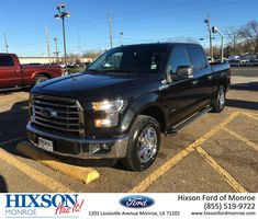 Jim was great with all the help of my new truck. Very friendly-phillip Smith, Wednesday 2/3/2016 http://www.hixsonfordmonroe.com/?utm_source=Flickr&utm_medium=DMaxxPhoto&utm_campaign=DeliveryMaxx