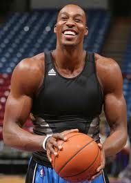 Dwight Howard Loves to laugh