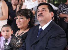 Padres del Novio María · Rafael