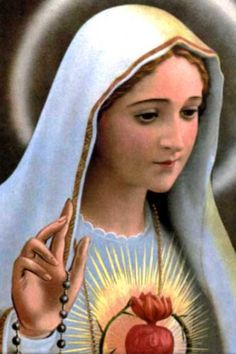 Our Lady of the Sacred Heart...