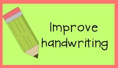 FREE  Handwriting - Lava Paper
