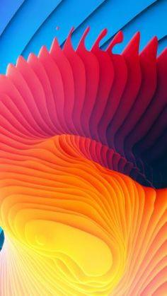 MacBook Pro Event, 2016, wallpaper abstract, 3D, Apple