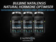 Bulbine Natalensis is a 100% pure Bulbine Natalensis plant extract. Recent studies have shown that Bulbine Natalensis can optimise hormone levels, with the potential of increasing testosterone levels and decreasing Estradiol.
