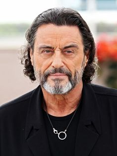 Ian McShane - Mama Mia, this man gets more thrillingly handsome every year.