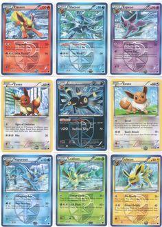$24.20        Amazon.com: Team Plasma Eeveelutions Master Set (9 Pokemon Cards) ft. Umbreon, Glaceon, Leafeon, Flareon, Jolteon, Espeon, Vaporeon and Eeve...