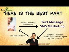 Text Message Marketing for Realtors. Property Listings via SMS. Start your Free Trial Today!