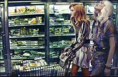 Top 5 food store editorials | Nora Gouma