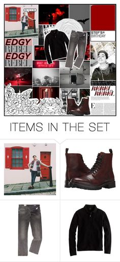 """""""original character for stef's birthday contest 🡒 44"""" by the-slytherin-author ❤ liked on Polyvore featuring art, country and stefscharactercontest"""