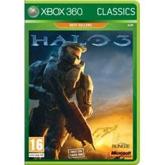 Ex-display Halo 3 Game (Classics) Xbox 360 | http://gamesactions.com shares #new #latest #videogames #games for #pc #psp #ps3 #wii #xbox #nintendo #3ds