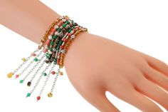 Prices From Left to Right :  #Red #Coral #Bracelet :  Code : MS04644 .... Price : 225 LE  #Green #Jade #Bracelet :  Code : MS04639 ... Price : 225 LE  #Orange #Coral #Bracelet :  Code : MS046 42 .... Price : 225 LE  #Turquoise #Bracelet :  Code : MS04634 ... Price : 295 LE  Brown #Agate #Bracelet :  Code : MS04631 .... Price : 195 LE  #Turquoise #Bracelet :  Code : MS04654 ... Price : 225 LE  #Green #Agate #Bracelet :  Code : MS04638 .... Price : 225 LE