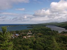 Copper Harbor, Upper Peninsula Michigan...we used to vacation there when I was little! :)