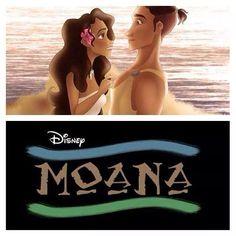 New Polynesian Disney Princess coming in 2018! Moana!