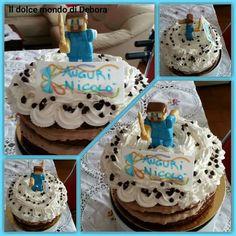 Cake mine craft in pdz e panna