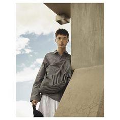 RAD HOURANI — UNISEX Rad Hourani, Bell Sleeves, Bell Sleeve Top, Dress Shirt, Gender, Unisex, Shirts, Tops, Dresses