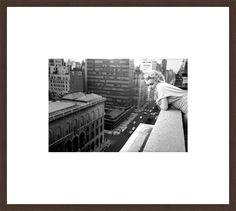 Marilyn on the roof - Ed Feingersh - Bilder, Fotografie, Foto Kunst online bei LUMAS