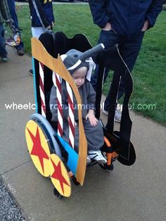 Elephant Circus car