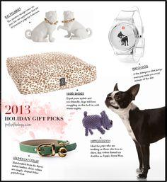 The Pet Anthology Holiday Pet Gift Picks http://petanthology.com/2013-pet-holiday-gift-picks/