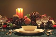 extravagant table settings | FREE Holiday Recipes for all the Celebrations during the Year