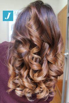 Long Bob Hairstyles, Pretty Hairstyles, Wig Hairstyles, Love Hair, Great Hair, Hair Dye Colors, Hair Color, Blowout Hair, Joelle