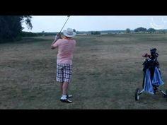 Videoaufnahmen mit dem Eisen 3 beim Golf