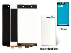 alibaba china highscreen clone Lcd For Sony For Xperia Screen Display With Touch Digitizer Assembly Black/white Shipping Sony Lcd, Sony Xperia, Amazon Mobile, Boutique Accessoires, Cool Things To Buy, Stuff To Buy, Display, Black And White, Free Shipping