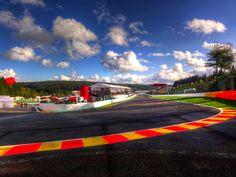 Belgian Grand Prix: Weekend Schedule