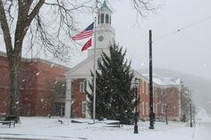 The Times News Online 2014 | 1/25/14 | Hawkins County Courthouse - Historic Rogersville, TN.