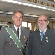 Israel Blajberg é admitido na Ordem do Merito Militar