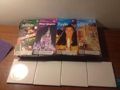 Coasters Supplies