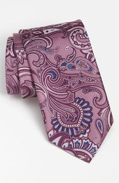 Canali Woven Silk Tie available at #Nordstrom