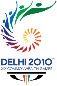 Delhi 2010 Commonwealth Games logo (India)