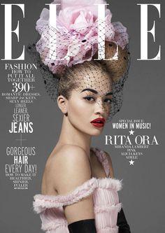 Rita Ora for ELLE Magazine | Tom & Lorenzo
