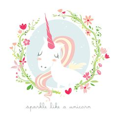 Unicorn Stuff - 25 Magical Unicorn Gifts That Every Unicorn Lover Needs! Real Unicorn, Unicorn Art, Unicorn Gifts, Magical Unicorn, Rainbow Unicorn, Unicorn Painting, Unicorn Illustration, Cute Illustration, Image Deco