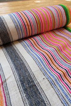 Handwoven Hmong, Vintage hemp fabric, textiles and fabrics- Table runner, on Etsy, $59.99
