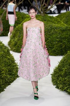 Christian Dior at Couture Spring 2013 - StyleBistro