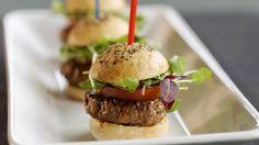 Rezept: Hamburger-Häppchen