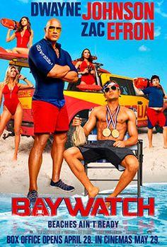 Baywatch: nuovo trailer red band del film con Dwayne Johnson e Zac Efron Film 2017, Hd Movies Online, Tv Series Online, Zac Efron Baywatch, Em Breve Nos Cinemas, Baywatch 2017, Baywatch Theme, Game Of Thrones Saison, Baywatch