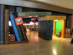 Entrance to the children's section of the Cerritos Public Library | Cerritos, CA #40UniquePinterestBoards