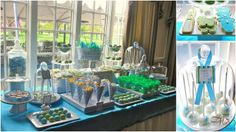 Confectionary Designs: A Magical Baby Shower Dessert Table