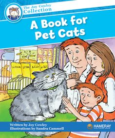 $5.95 A Book for Pet Cats - Part of the Blue Series: Learn how to be the best pet cat your owners have ever had.