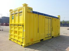 Multipurpose Open Top Container In 2013 Rio Tinto asked ISG to design a multipurpose container for their mine sites. The engineering team of ISG designed and delivered the containers to Western Australia where trials are now being completed.