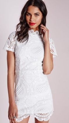 White lace 2 missguided